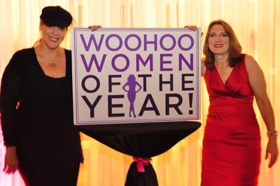 WooHoo Women Of The Year by Lisa Steadman