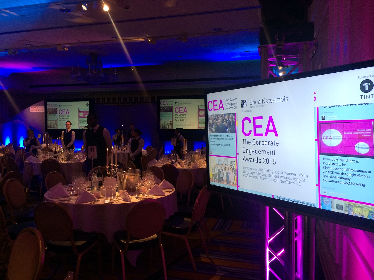 CEA Corporate Engagement Awards