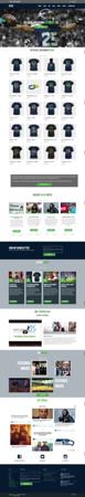 Richard Sherman Website