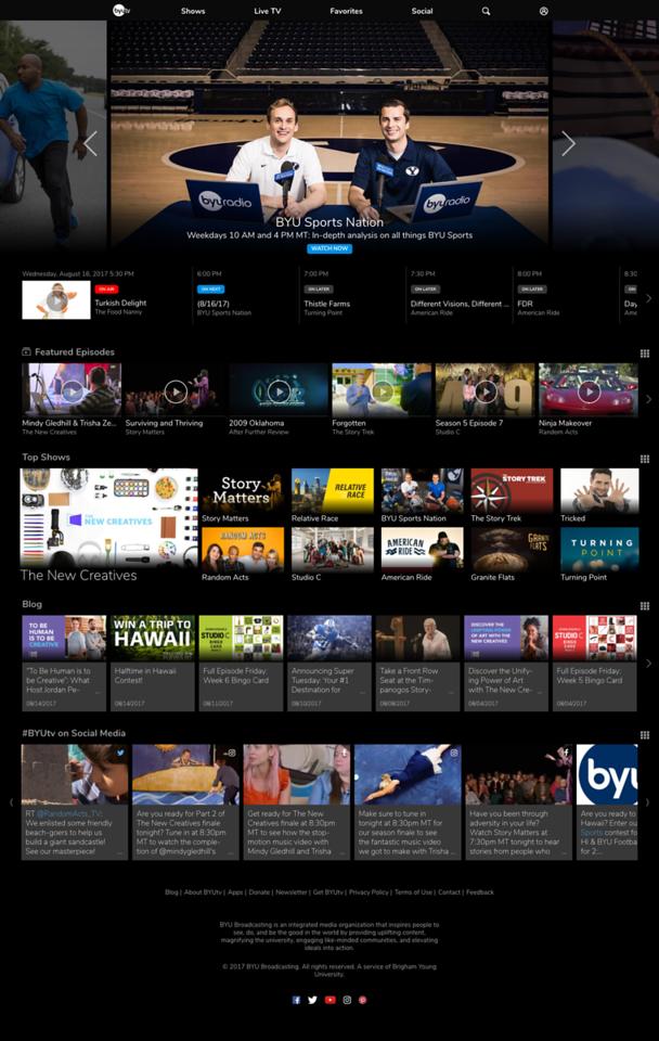 BYU TV