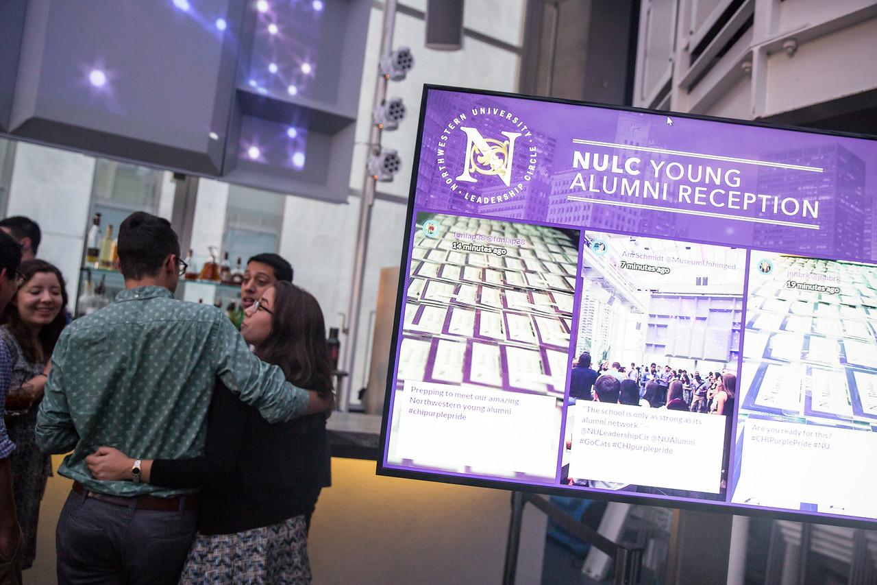 NULC Young Alumni Reception
