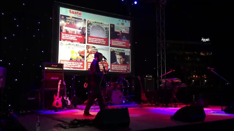 Taste of Dubai Concert