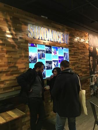 Sundance TV monitor