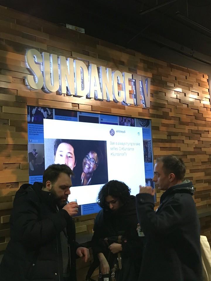 Sundance TV montior
