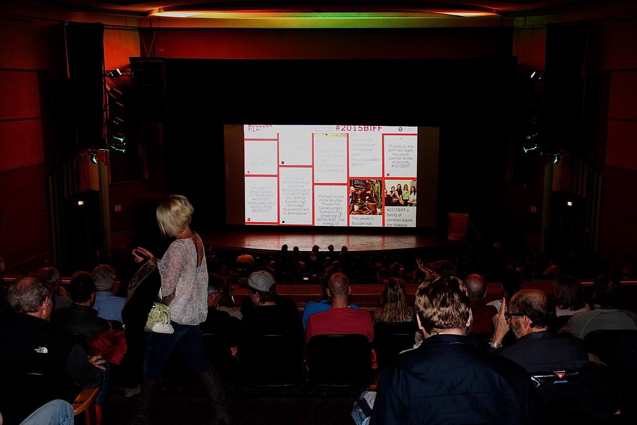 Boulder Film festival