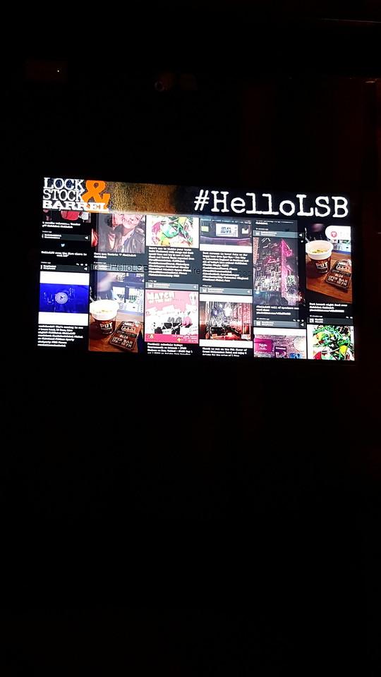 #HelloLSB