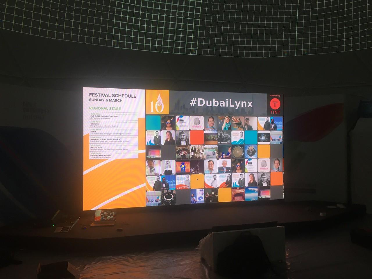 #DubaiLynx