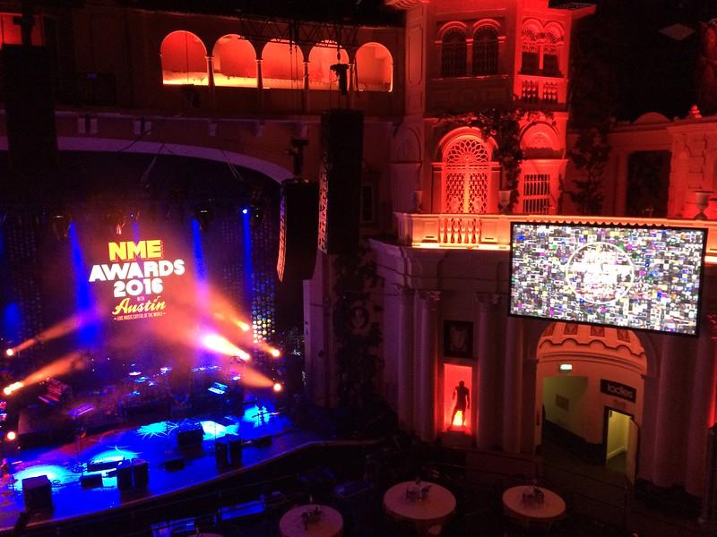 NME Awards 2016