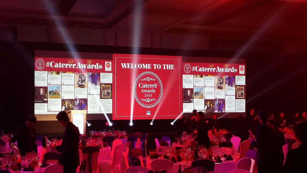 #CatererAwards