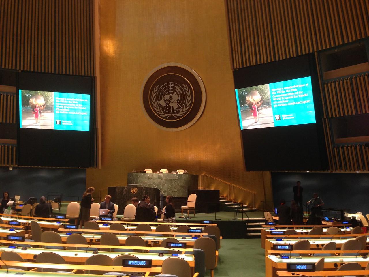 UN Summit NYC
