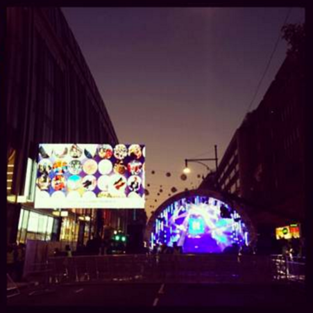 #OXST - Oxford Street Show