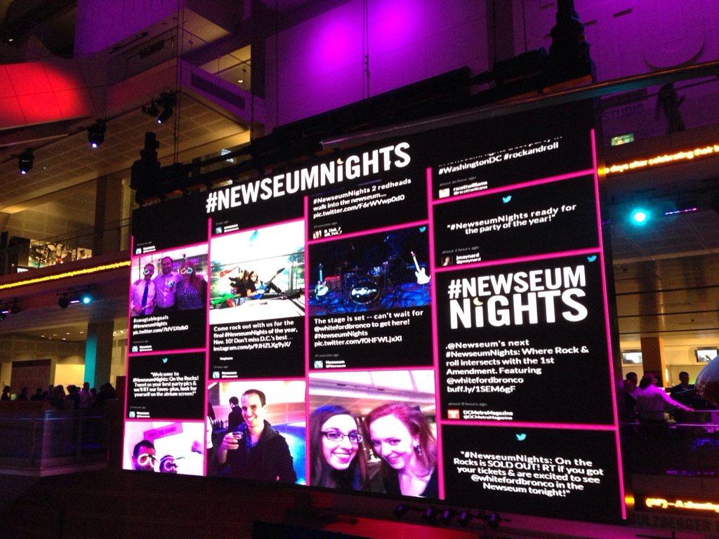 #NewSeumNights