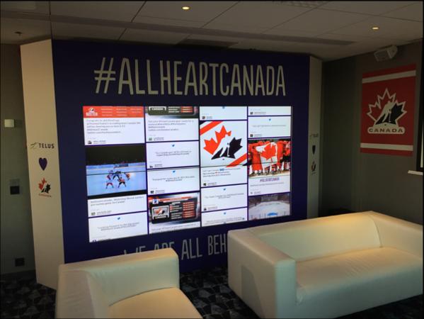 Team Canada, World Jr. vs Behaviour Agency