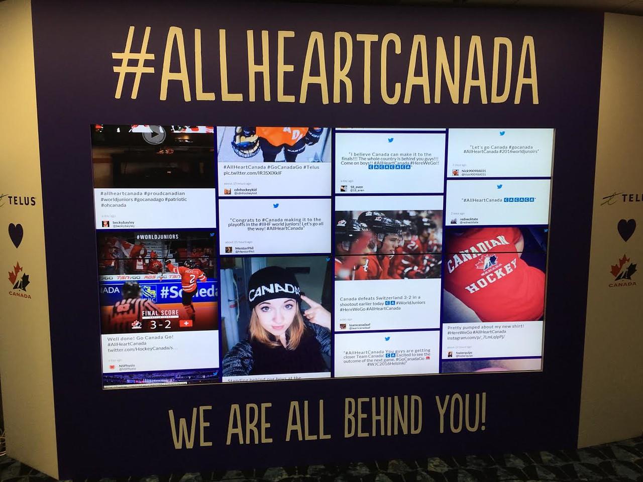 Team Canada - World Junior via Behaviour Agency