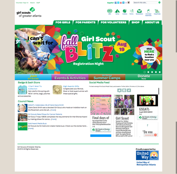 Girl Scouts of Greater Atlanta