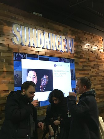 Sundance TV montior