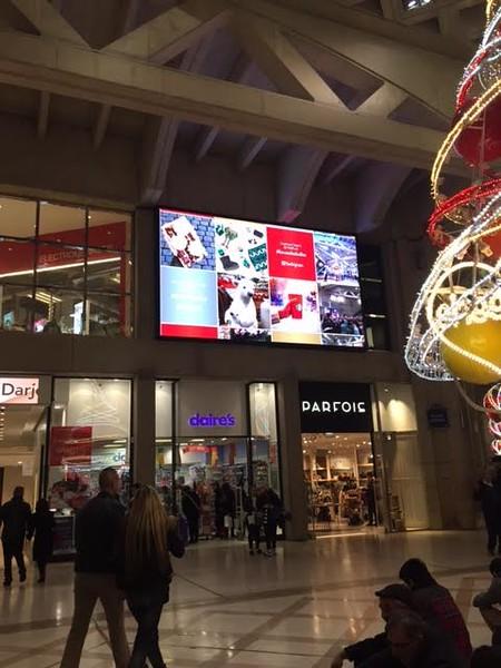 Unibail-Rodamco - Paris, Malls, SOOH