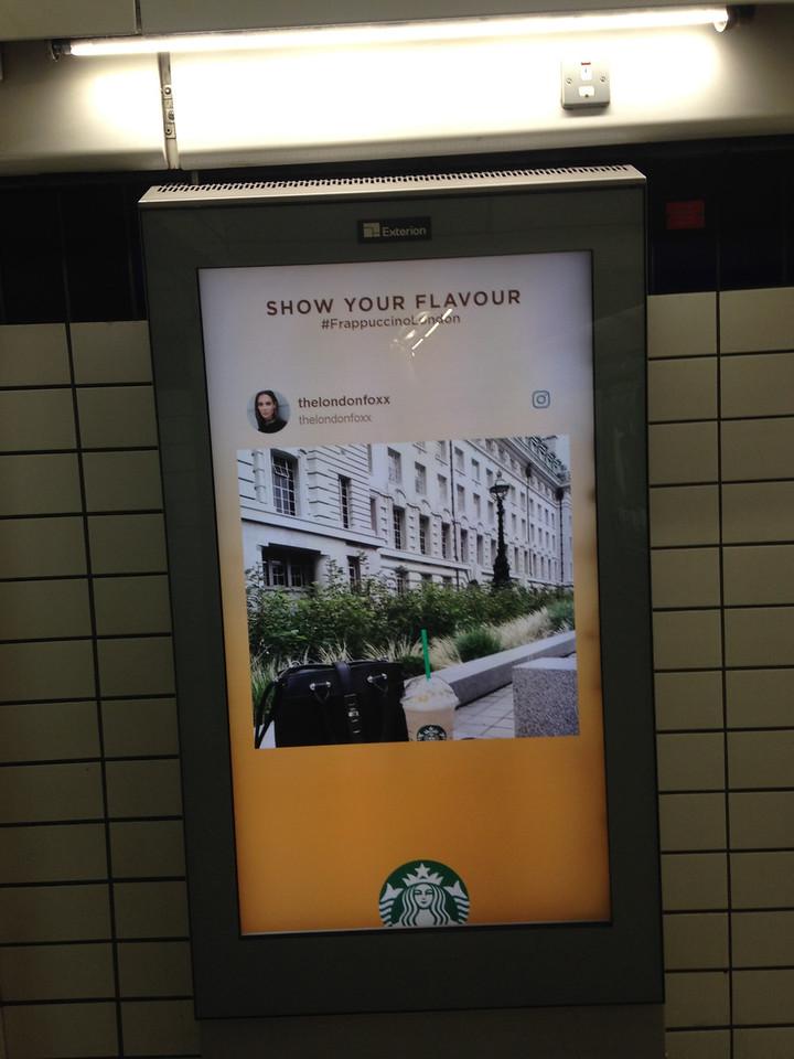 Starbucks / MGOMD / TINT / Exterion