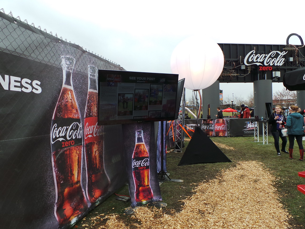 Final 4 Coke