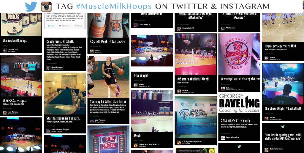 #MuscleMilkHoops