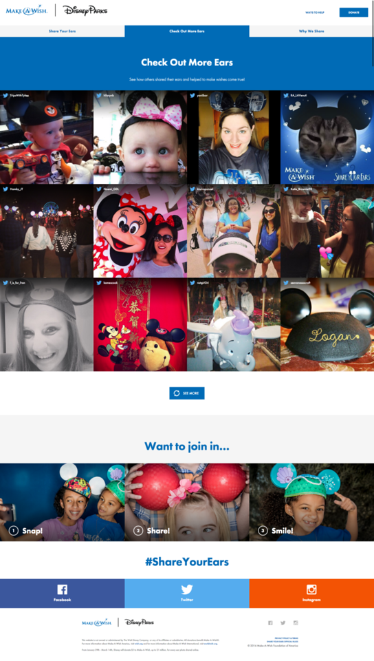 Share Your Ears - Disney Theme Parks