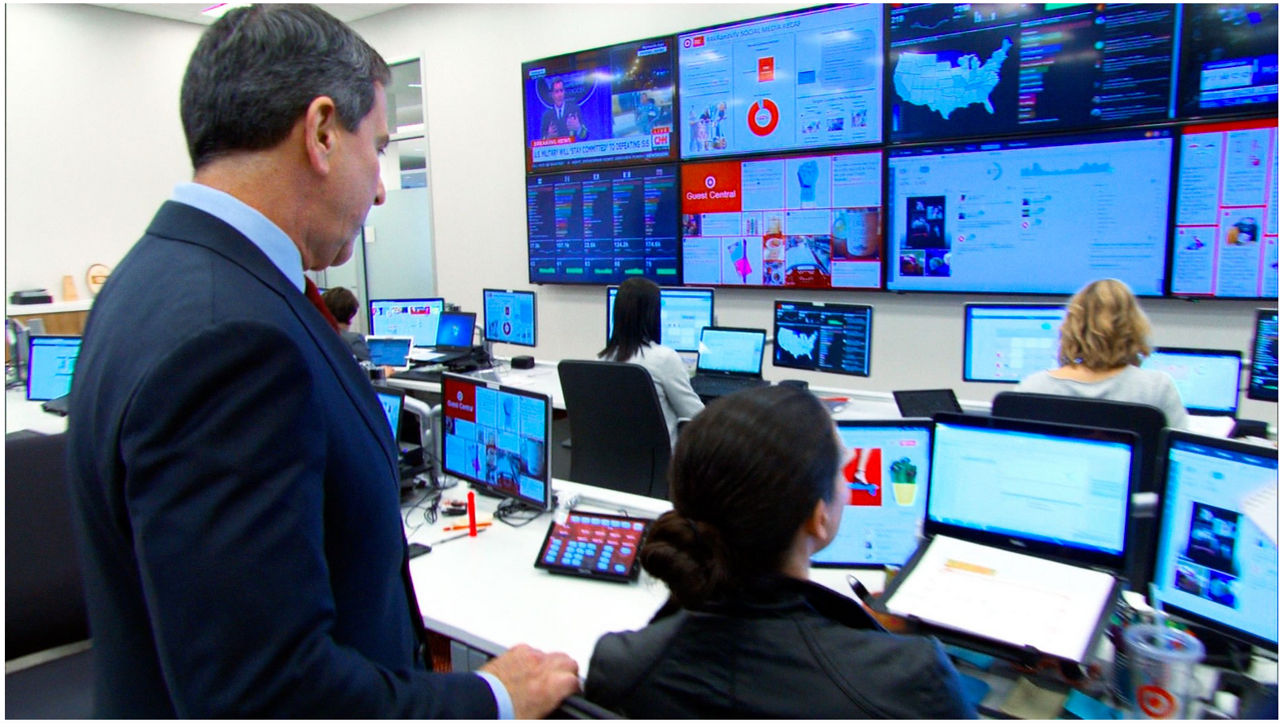 Target Corporate Headquarters - Command Center