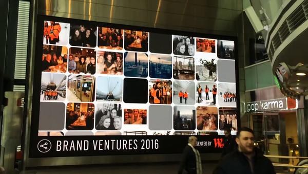 Westfield Brand Ventures SOOH Retail