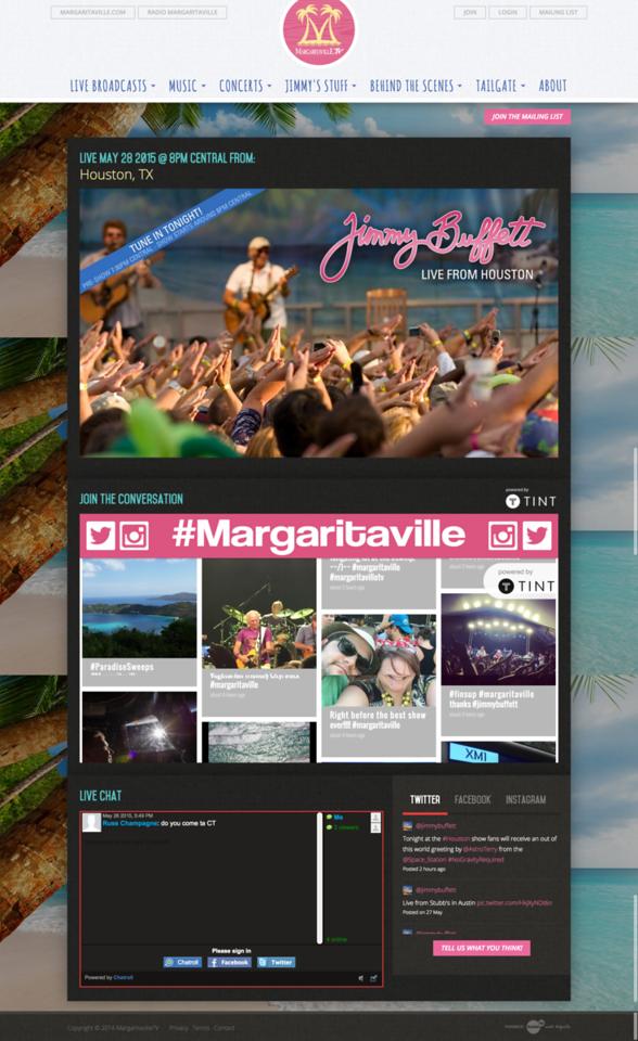 Margaritaville TV