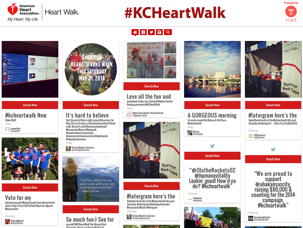 KC HeartWalk CTA