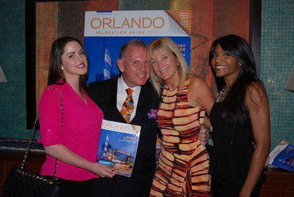2017 Orlando Relocation Guide Launch @ Seasons 52 10-24-16