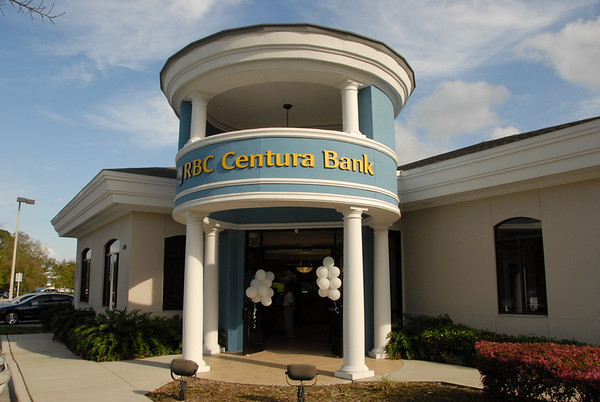 RBC Centura Bank Party 3-22-07