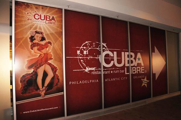 Cuba Libre Grand Opening @ Point Orlando 1-12-09