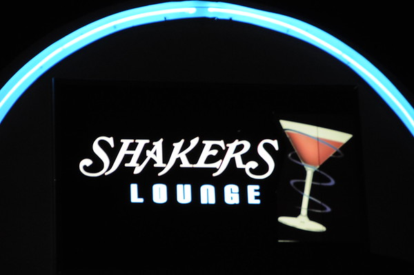 Grand Opening @ Shakers Lounge 6-09