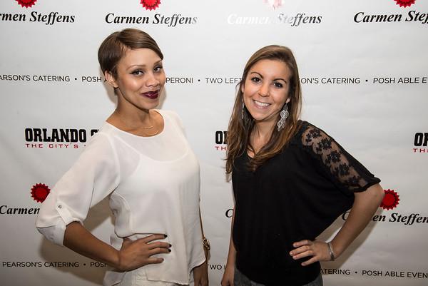 Carmen Steffens Grand Opening Event @ M M 11-13