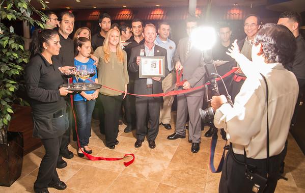 Grand Opening Event @ Taverna Yamas 11-15-13