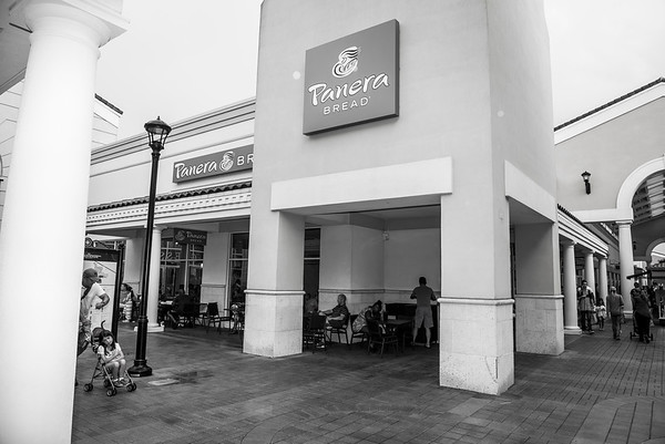 All Panera Cafe Grand Opening