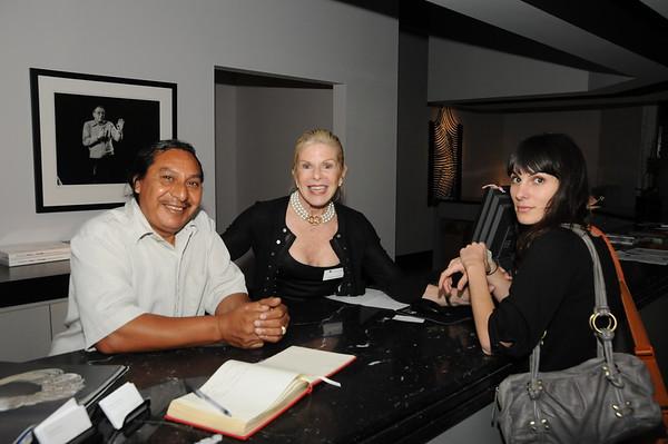 Art Opening @ Millenia Art Gallery 2-13-2009