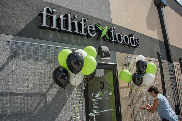 Grand Opening @ Fitlife Foods 8-18-16