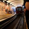 The Furnicular Tram to the Peak