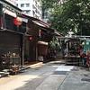 The Cat Market off Ladder Street