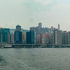 Hong Kong Island from the New Territories