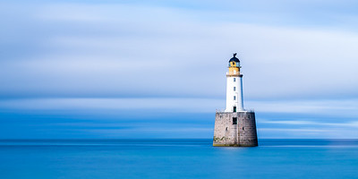 Scotland Rattray Head Lighthouse by Scott Donschikowski