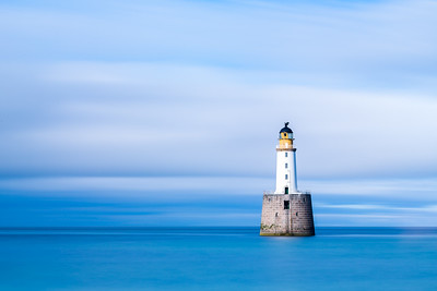 Scotland Rattray Head Lighthouse by Scott Donschikowski