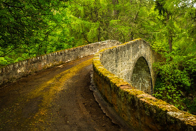 Scotland Poldhullie Bridge by Scott Donschikowski