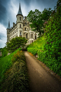 Scotland Dunrobin Castle by Scott Donschikowski