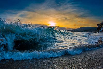 Laguna Shorebreak