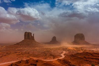 Monumental Dust
