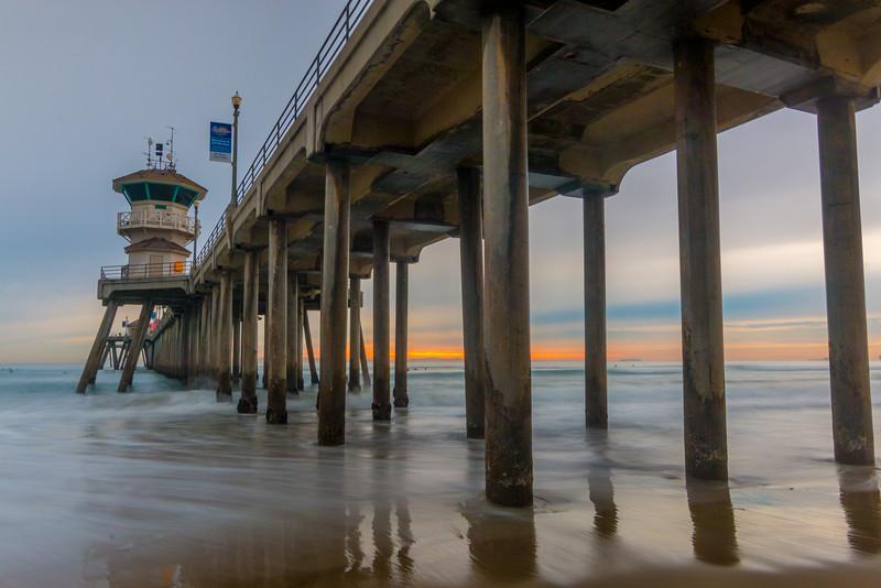 Huntington Beach Pier 1