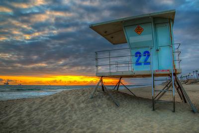 Huntington Beach Tower 22