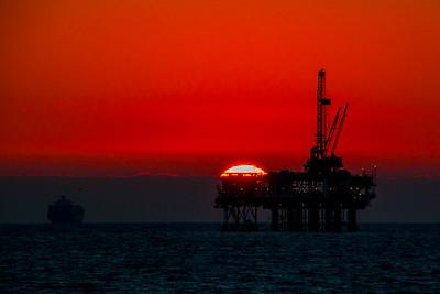 Sunset Oil